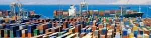Import Export Container Handling