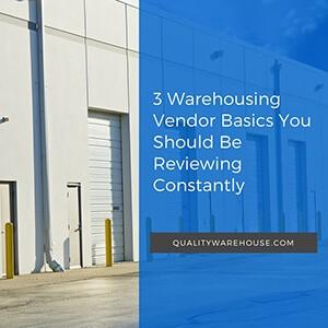 warehousing-vendor-basics