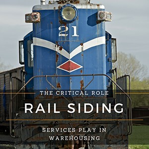 rail siding services