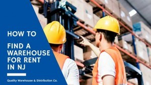 How To Find a Warehouse For Rent in NJ