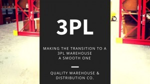 Making the transition to a 3PL warehouse a smooth one