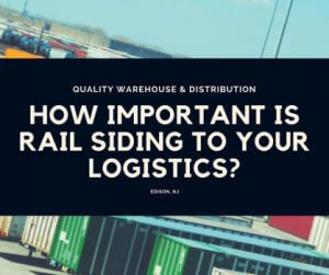 How Important Is Rail Siding To Your Logistics?