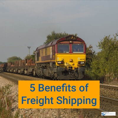5 Benefits of Freight Shipping