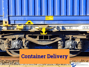 container delivery