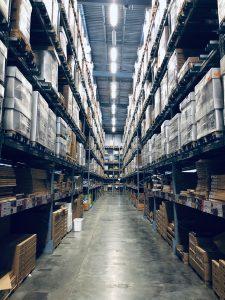 short term warehouse storage