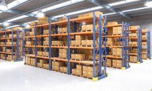 types of warehouse storage